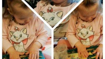 Отчёт по занятию Позанимайтесь с ребёнком лепкой в Wachanga!