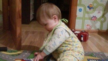 Отчёт по занятию Как играть с ребенком в 11 месяцев в Wachanga!