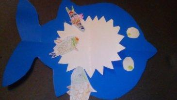 Отчёт по занятию Забавная акула своими руками в Wachanga!