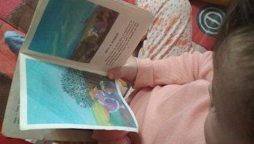 Отчёт по занятию Прочитайте малышу сказку «Лиса и кувшин» в Wachanga!