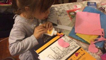 Отчёт по занятию Закладки для книг в Wachanga!