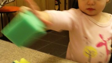 Отчёт по занятию Игры с поролоновыми губками в Wachanga!