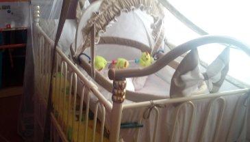 Отчёт по занятию Детская кроватка в Wachanga!