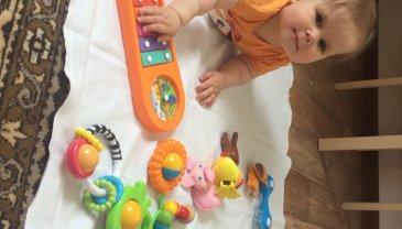 Отчёт по занятию Физиология ребенка девятого месяца жизни в Wachanga!