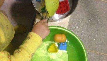Отчёт по занятию Игры с водой в Wachanga!