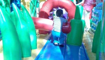Отчёт по занятию Обучаемся прыжкам в Wachanga!
