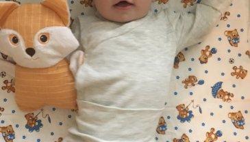 Отчёт по занятию Сон четырехмесячного малыша в Wachanga!