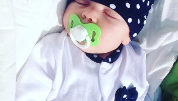Отчёт по занятию Сон новорожденного в Wachanga!