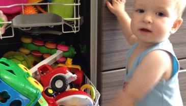 Отчёт по занятию Банный день для игрушек в Wachanga!