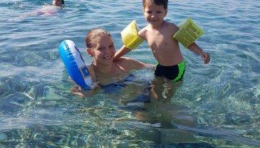 Отчёт по занятию Посетите вместе с малышом бассейн под открытым небом в Wachanga!