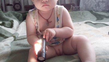 Отчёт по занятию Что может ребенок в одиннадцать месяцев в Wachanga!