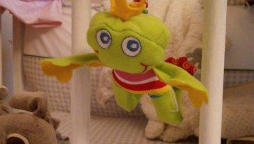 Отчёт по занятию Сделайте для ребенка игрушку на резинке в Wachanga!