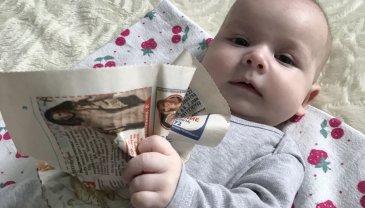 Отчёт по занятию «Читаем» журналы в Wachanga!