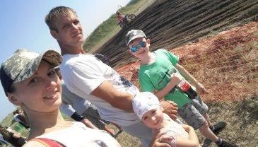 Отчёт по занятию Вот моя семья! в Wachanga!