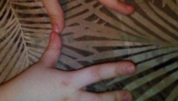 Отчёт по занятию Поиграйте с ребенком в игру «Послушные пальчики» в Wachanga!