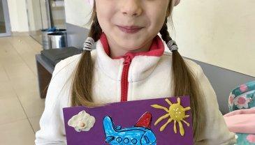 Отчёт по занятию Что должен уметь дошкольник в 5 лет в Wachanga!