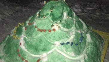 Отчёт по занятию Ледяные шары в Wachanga!