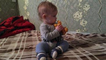 Отчёт по занятию Игрушки для детей в 7 месяцев в Wachanga!