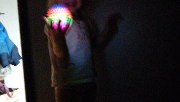 Отчёт по занятию Безопасные фонарики-подсвечники в Wachanga!