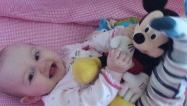 Отчёт по занятию Досуг 5-месячного ребенка в Wachanga!
