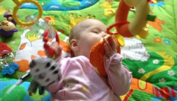 Отчёт по занятию Сделайте для малыша двойную погремушку в Wachanga!