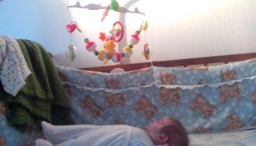 Отчёт по занятию Мобиль для малыша в Wachanga!
