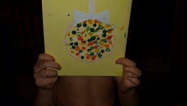 Отчёт по занятию Новогодние открытки в Wachanga!