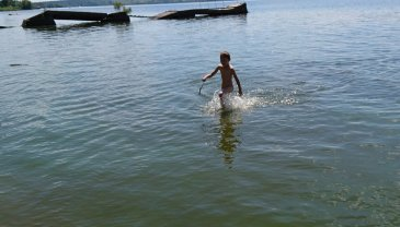 Отчёт по занятию На берегу реки в Wachanga!