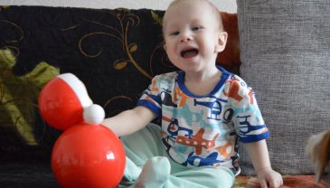 Отчёт по занятию Что может ребенок в десять месяцев в Wachanga!
