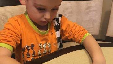 Отчёт по занятию Приготовьте с малышом блюдо из теста в Wachanga!
