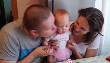 Отчёт по занятию Показывайте малышу свою любовь! в Wachanga!