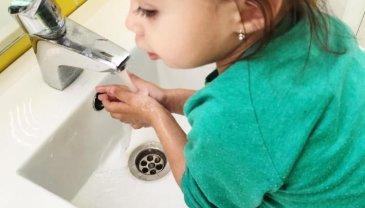 Отчёт по занятию Как приучить ребенка мыть руки в Wachanga!