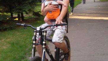 Отчёт по занятию Прогулки с малышом в Wachanga!