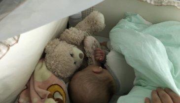 Отчёт по занятию Игрушки для детской кроватки в Wachanga!