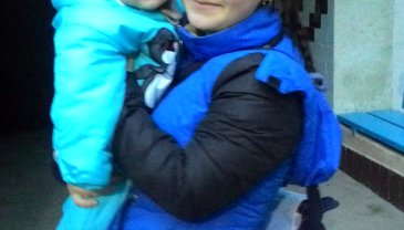 Отчёт по занятию Прогулки четырехмесячного малыша в Wachanga!