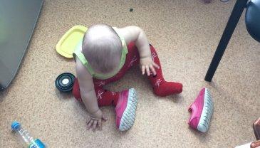 Отчёт по занятию Как обуть туфли в Wachanga!