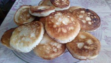 Отчёт по занятию Рецепт: Сырники из творога и овсяных хлопьев в Wachanga!