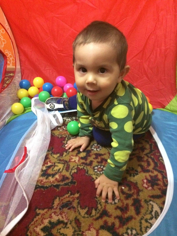 Отчёт по занятию Как развивать ребенка в 9 месяцев в Wachanga!