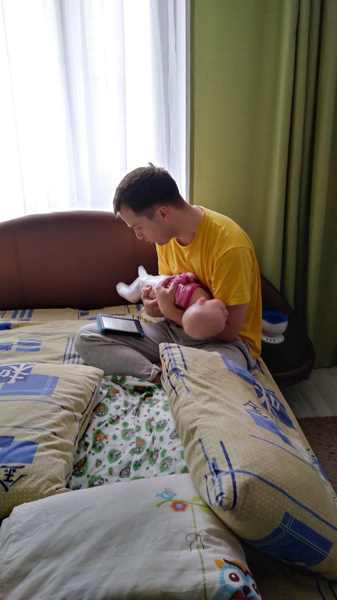 Отчёт по занятию Расскажите ребёнку, как прошёл ваш день в Wachanga!
