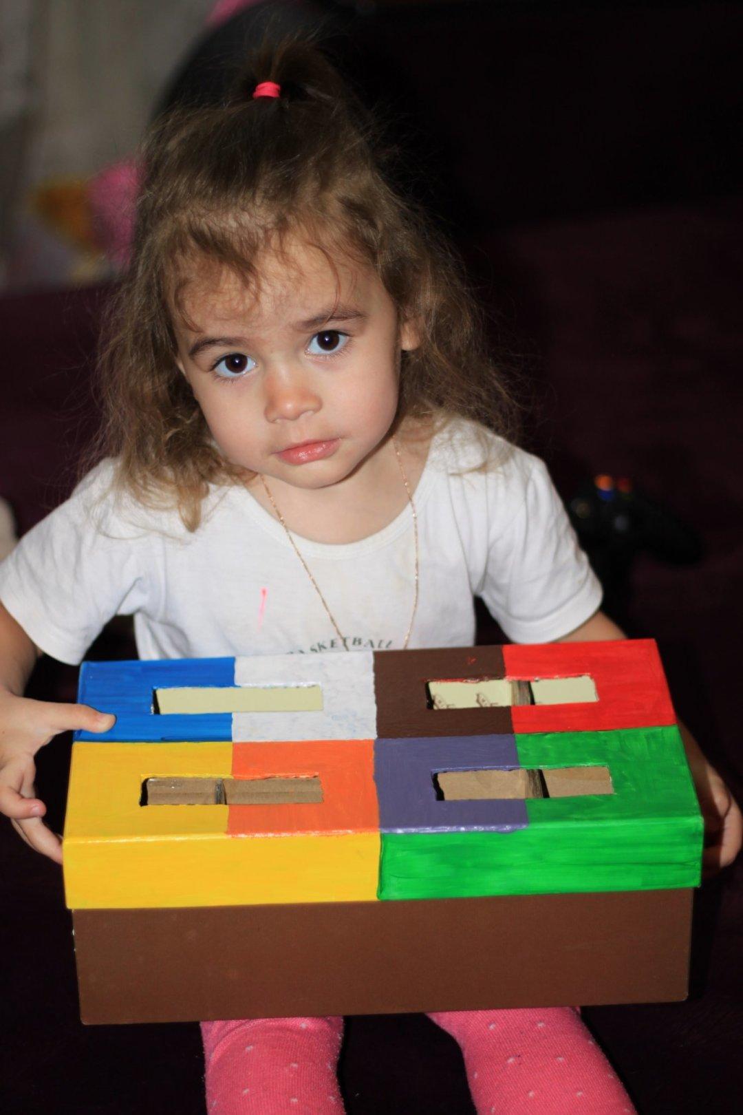 Отчёт по занятию Предложите ребенку заняться сортировкой крышек в Wachanga!