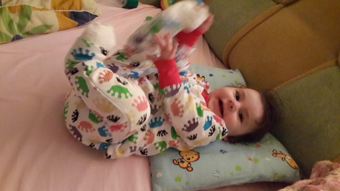 Отчёт по занятию Что может ребенок в пять месяцев в Wachanga!