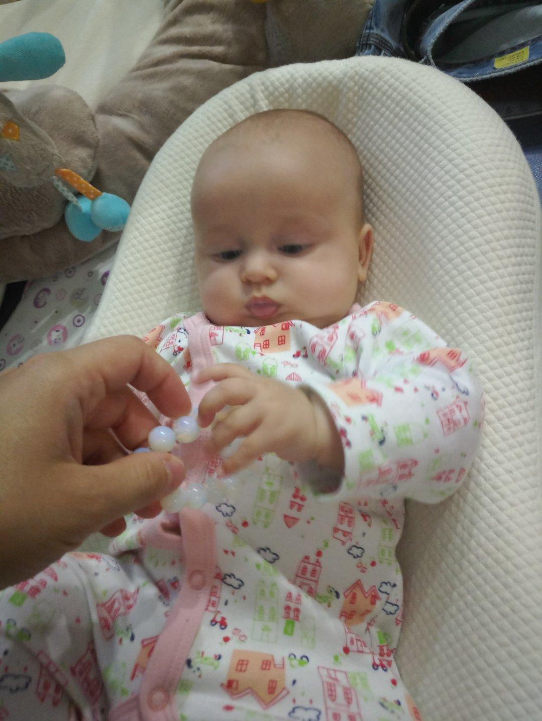 Отчёт по занятию Пальчиковая игра с браслетом в Wachanga!
