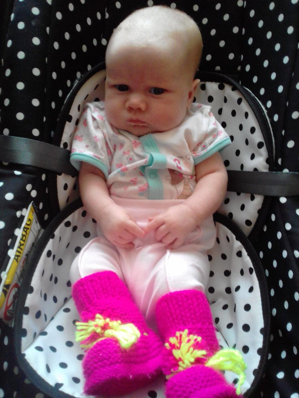 Отчёт по занятию Положите малыша в детский шезлонг в Wachanga!