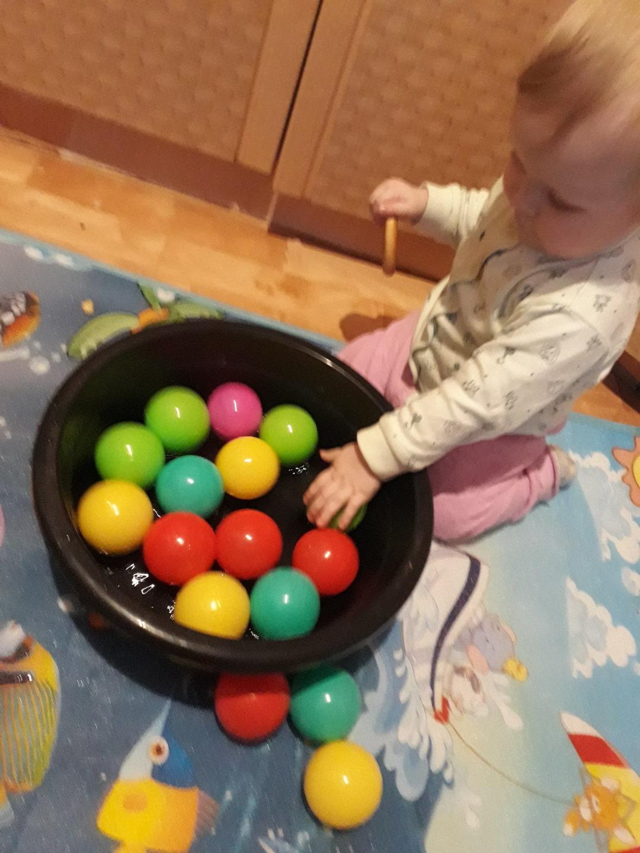 Отчёт по занятию Игры с мокрыми игрушками в Wachanga!