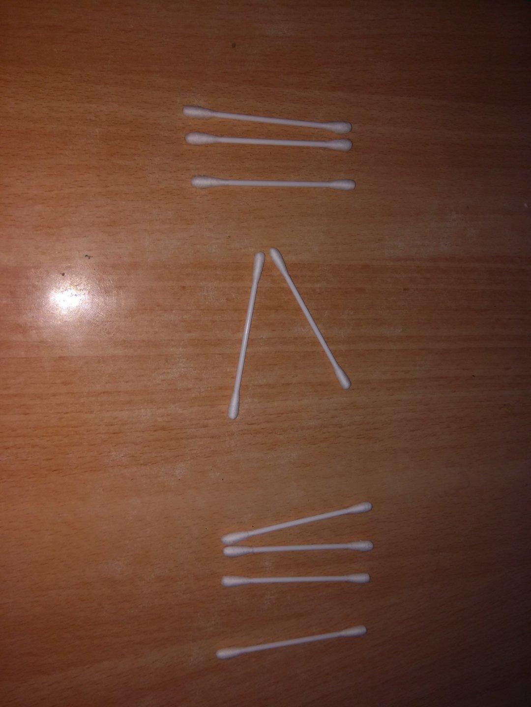 Отчёт по занятию Игры с геометрическими фигурами и счётными палочками в Wachanga!