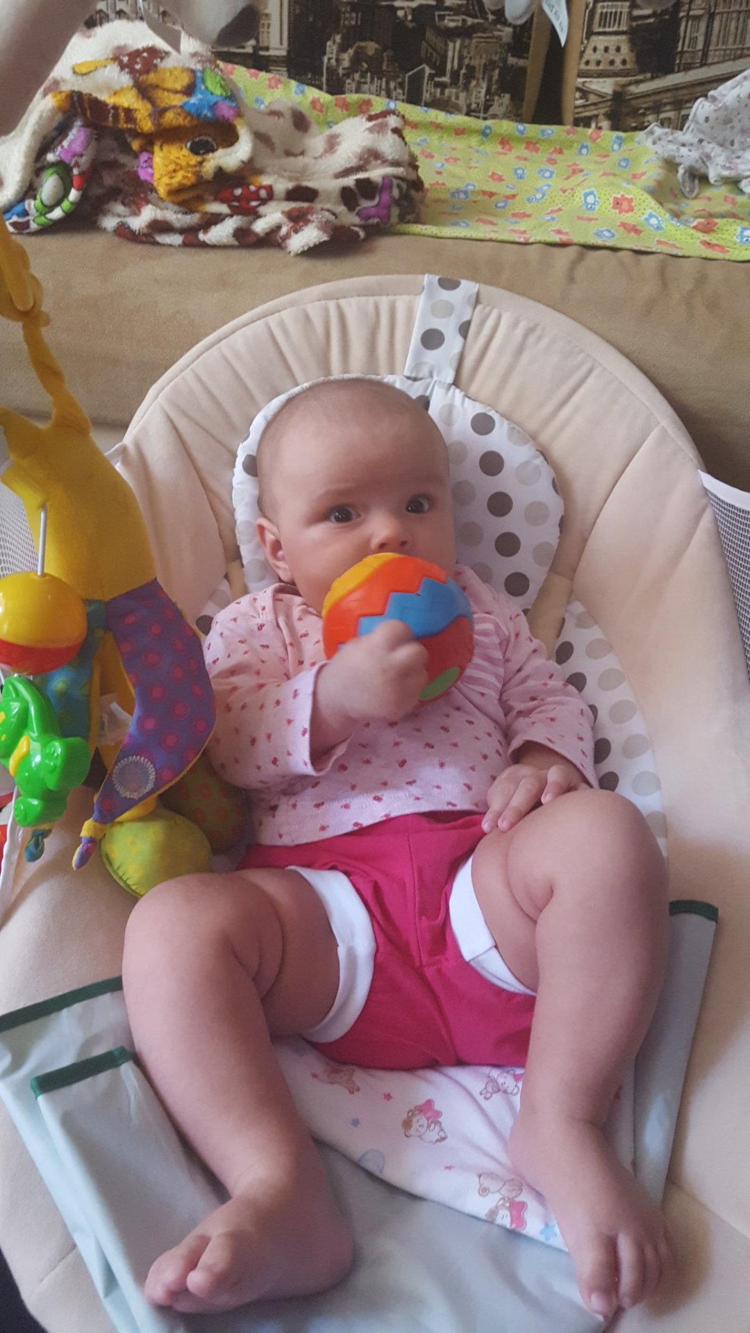 Отчёт по занятию Куда спряталась игрушка в Wachanga!