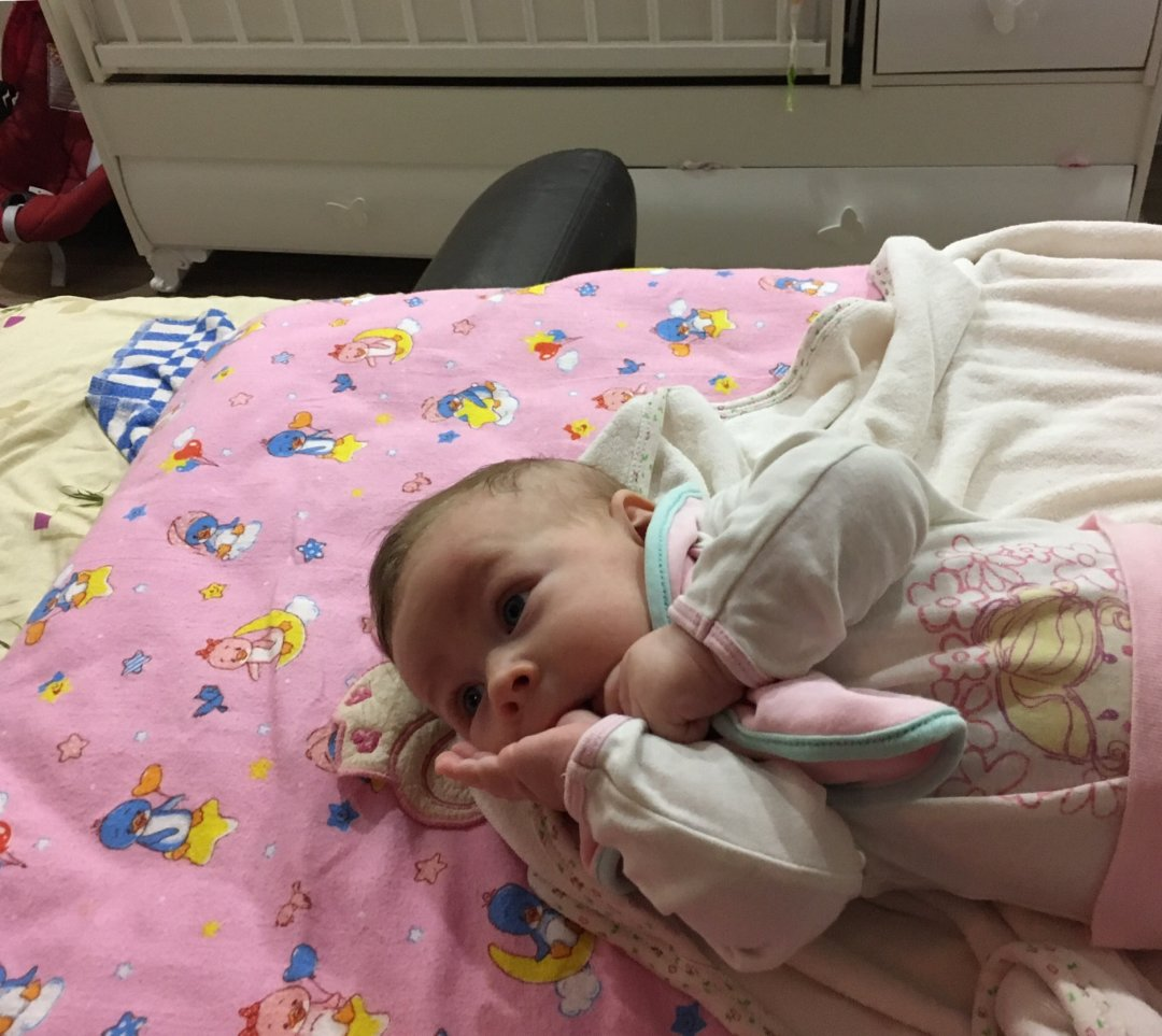 Отчёт по занятию Особенности развития малыша в 3 месяца в Wachanga!