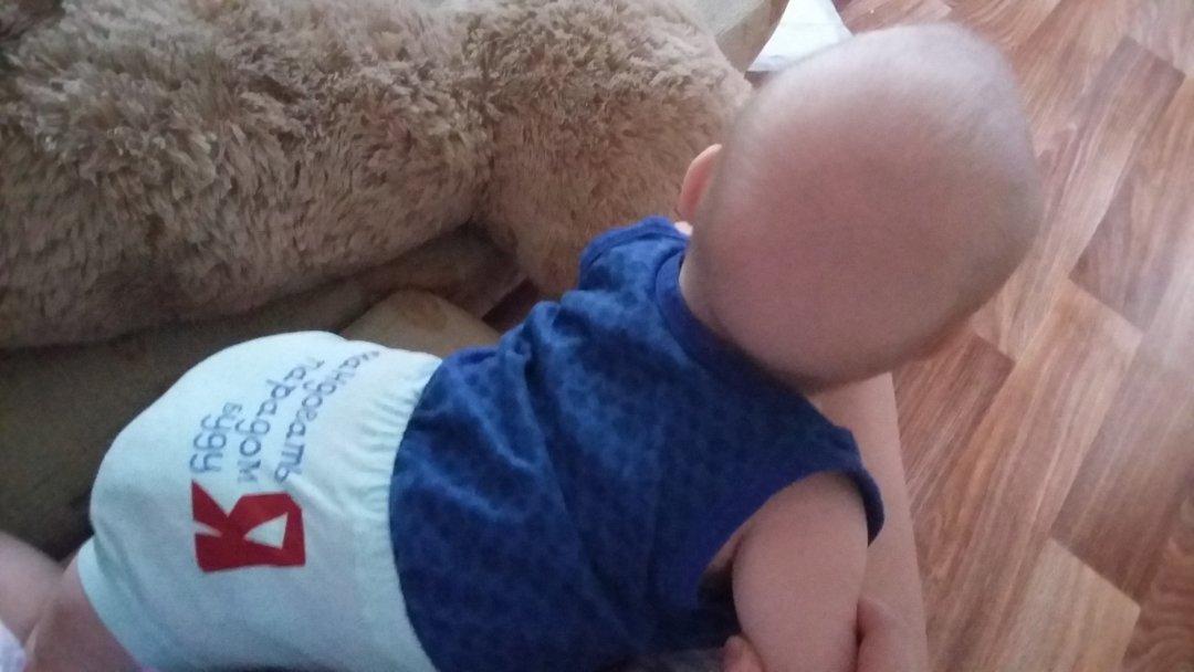 Отчёт по занятию Помогите ребенку научиться переворачиваться с животика на спину в Wachanga!