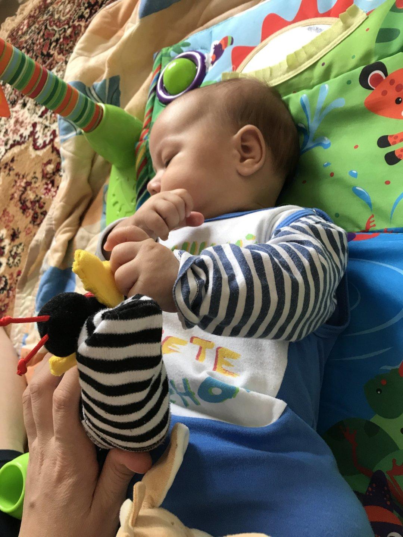 Отчёт по занятию Пальчиковая игра «Ручки и ножки» в Wachanga!