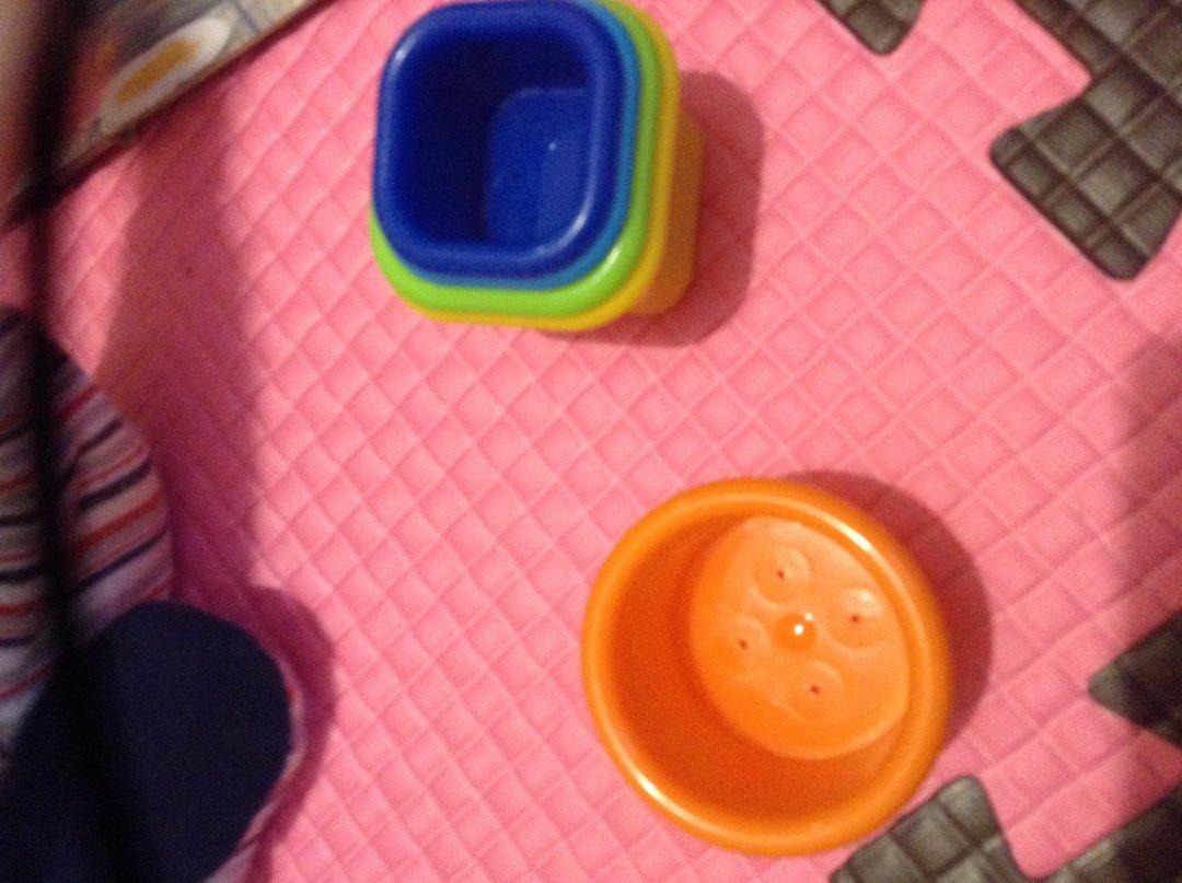 Отчёт по занятию Пластиковые баночки и стаканчики в Wachanga!